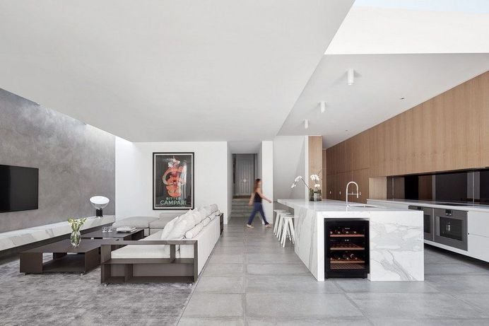 Impressive Extension to a Three Bedroom Private Residence in Melbourne 5