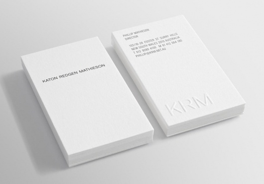 http://www.thisiscollate.com/ #embossing #paper #branding