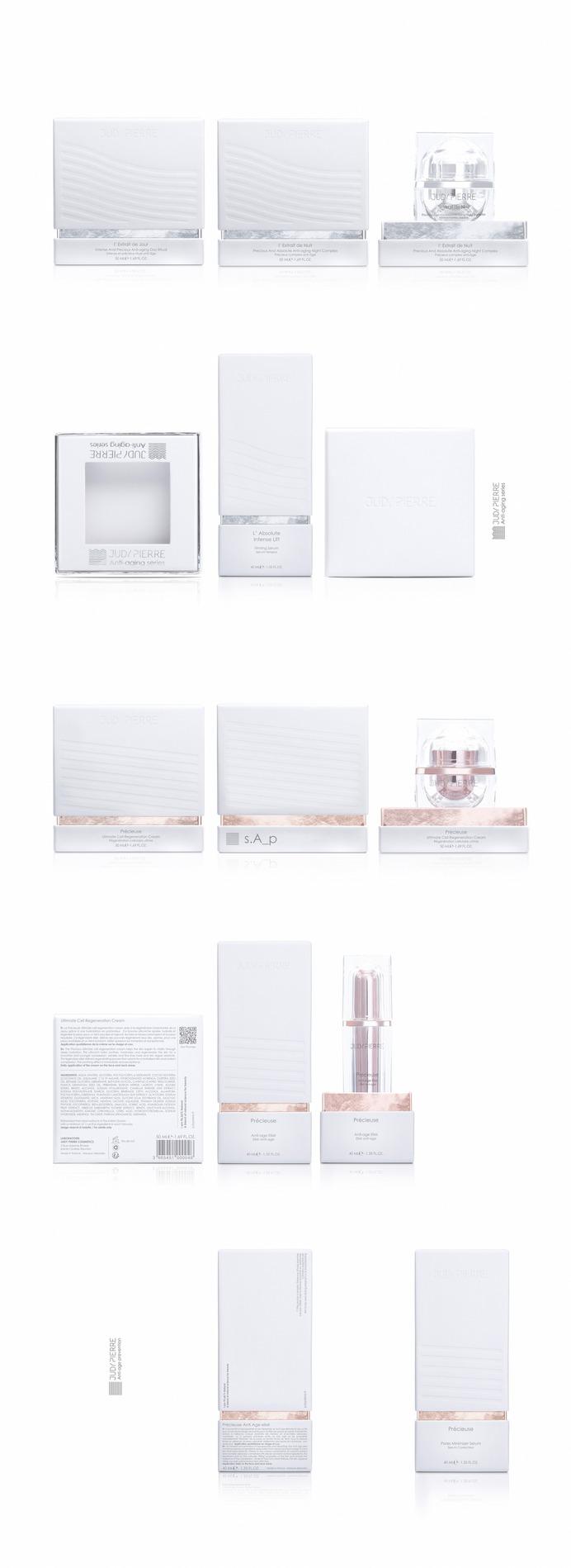 Judy Pierre Cosmetics - Ruto Design Studio