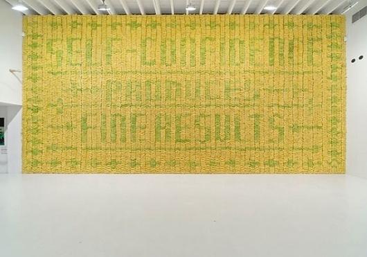 • Things I Like : JEFF PAG / Graphic design • Photo • Illustration #banana #sagmeister #installation