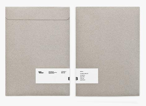 grain edit · Hampus Jageland #envelope #stationery