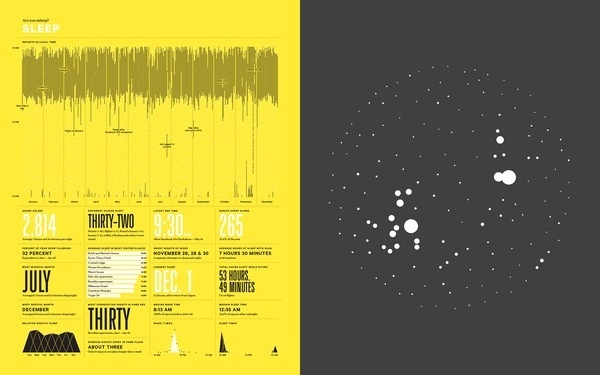 AR 2012 #feltron #infographics
