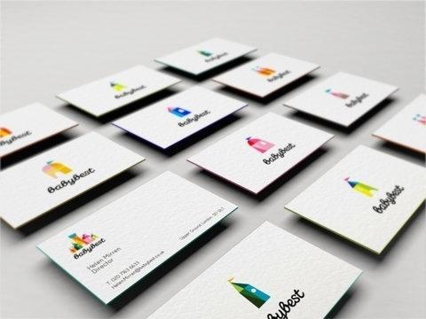 FFFFOUND!   Baby Best Brand Identity on the Behance Network #branding