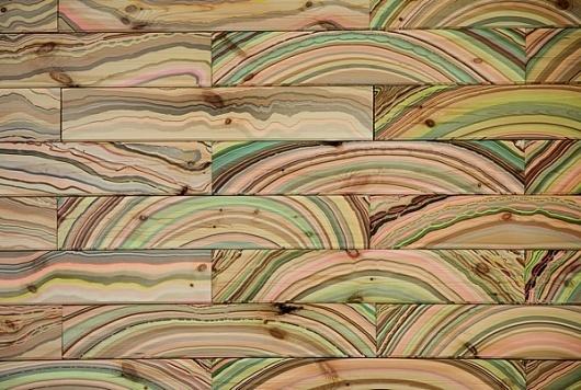 snedkerstudio.dk #interior #marbelous #design #color #floor #wood
