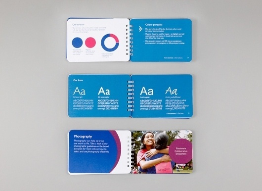 AND SMITH #branding #print #design #guidelines #typography