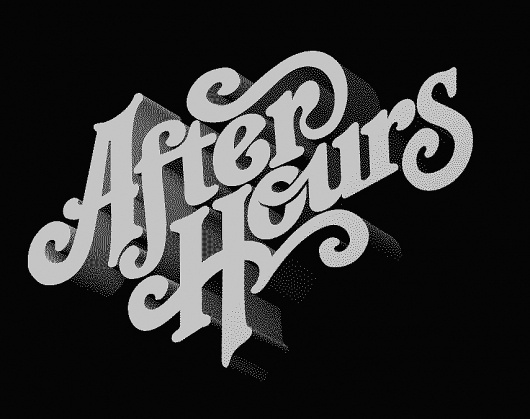 CUSTOM LETTERS, BEST OF 2010 DAY 2 — LetterCult #hours #type #after