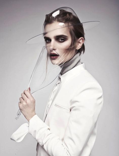 Anna Zakusilo by Sasha Samsonova #model #girl #photography #portrait #fashion #beauty
