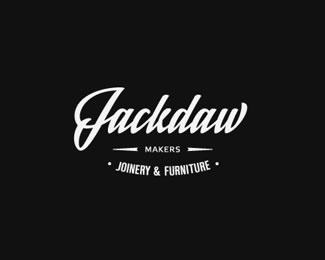 Jackdaw #design #graphic #typography