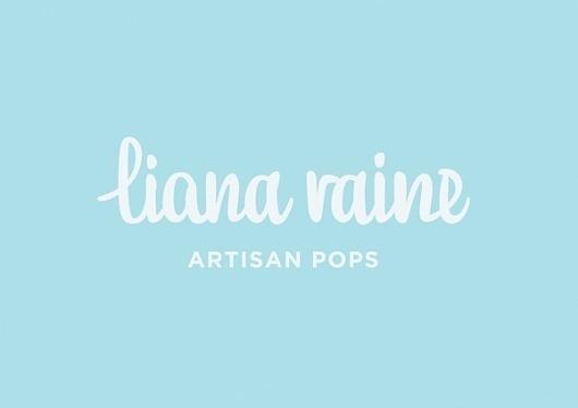 Liana Raine - Artisan Pops on the Behance Network #raine #liana #identity #pops