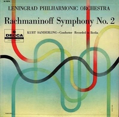 Symphonie Fantastique #album #design #graphic #cover #mid #century