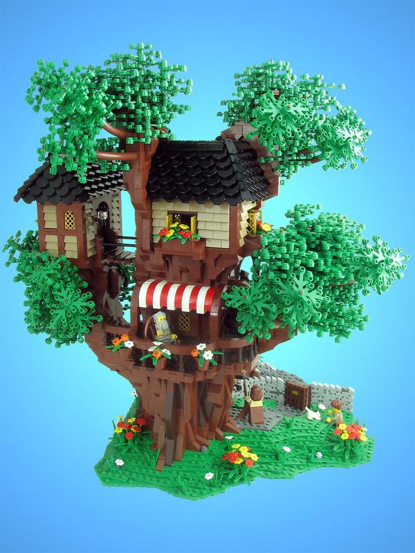 Treehouse1 #treehouse #lego