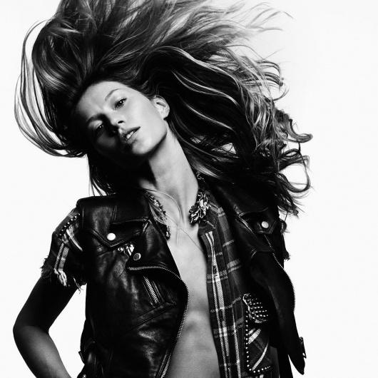 HEDI SLIMANE FASHION DIARY #girl #gisele #slimane #hedi #photography #fashion