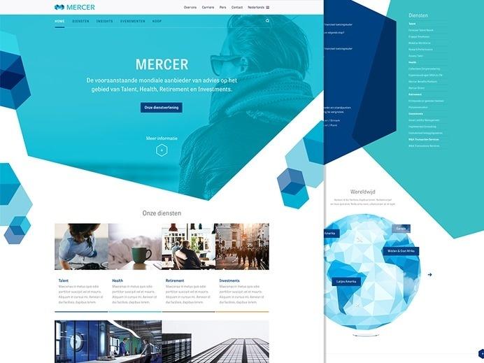 The Work of Blink Interactive   Abduzeedo Design Inspiration #layout