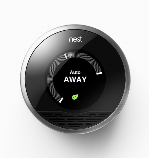 Nest | The Learning Thermostat | What is Auto-Away? #design #interface #nest
