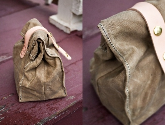 Wood&Faulk | Documents of experiments, style and craft. #crafts #handmade #leather #bags