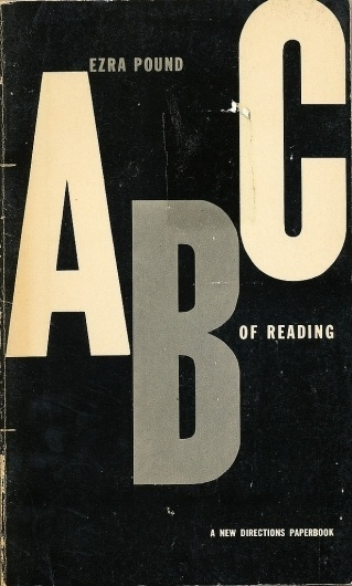 All sizes | ABC of Reading cover by Alvin Lustig | Flickr - Photo Sharing! #letters #alvin #book #cover #lustig #type #abc