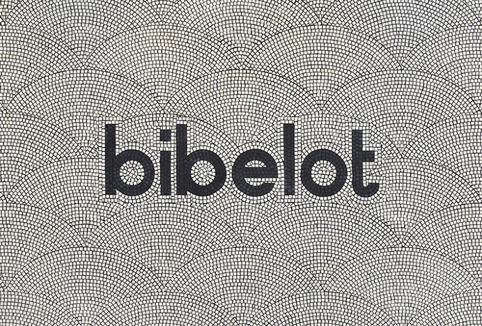 bibelot by a friend of mine in logos and marks. Black Bedroom Furniture Sets. Home Design Ideas