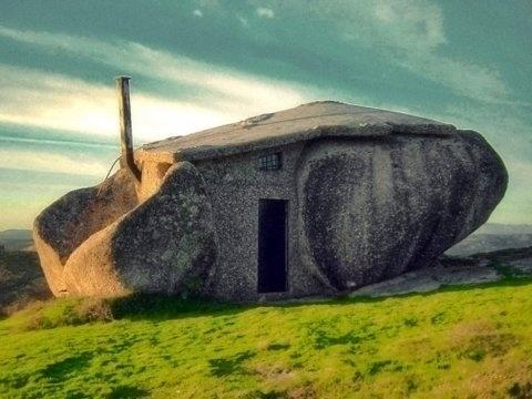FFFFOUND! | Stone House | Fubiz™ #house #stone