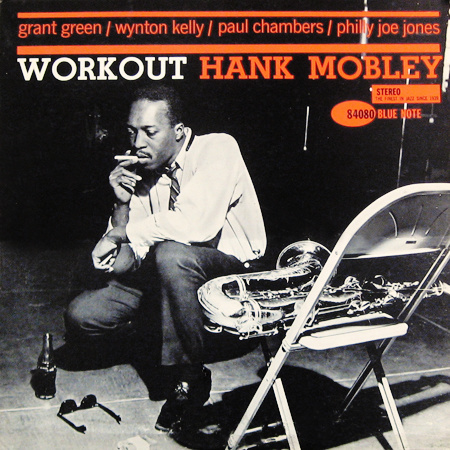 Hank Mobley, Blue Note 4080 jazz album cover