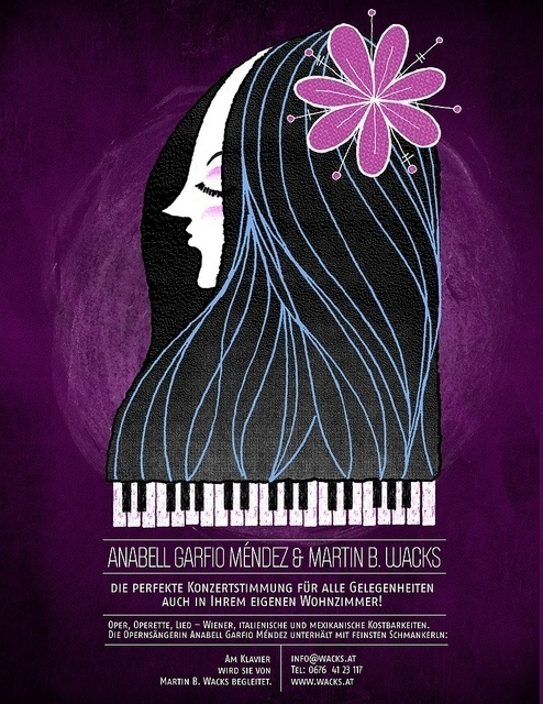 anabell   Flickr - Photo Sharing! #illustration #poster