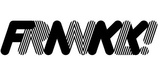 RINZEN . Frankly! #identity #typography