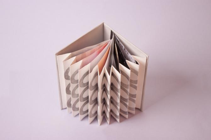 Portfolio Flip Book - sallie harrison #making #book