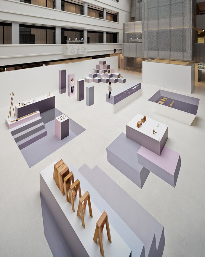 nendo-curated exhibition reveals the hidden values of japanese design #nendo