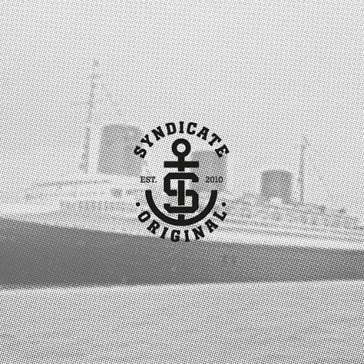 Syndicate redesign #orka #abo #original #syndicate #logo #anchor