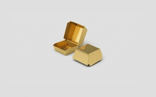 Established & Sons: 7 / Collate #packaging #bling #gold