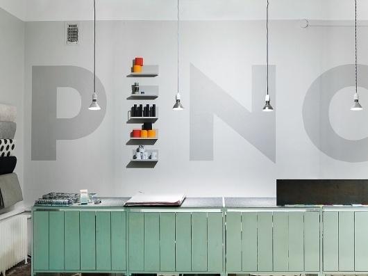 BOND – SI Special | September Industry #pino #branding #shop #display #bond #window #shelves