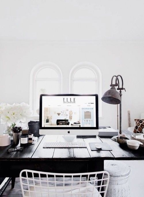 Black and white: 15 decoration ideas for a Scandinavian chic look!