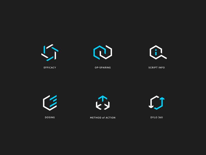 Pharmaceutical icon system #pharmaceutical #icons #hospital