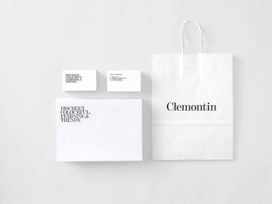 Chevychase Design Direction #branding