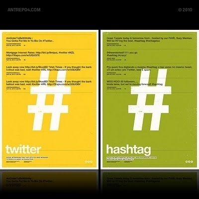 ANTREPO BLOG / A2591 #design #graphic #hashtag #poster #typography