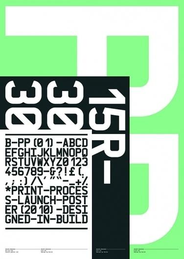 Lookwork: emilolsson's Library #build #process #print #identity #green