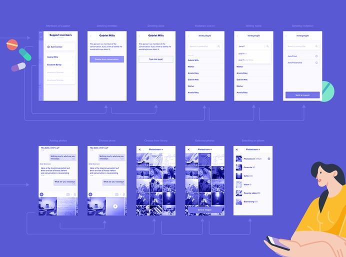 Mobile app design & development by Evrone