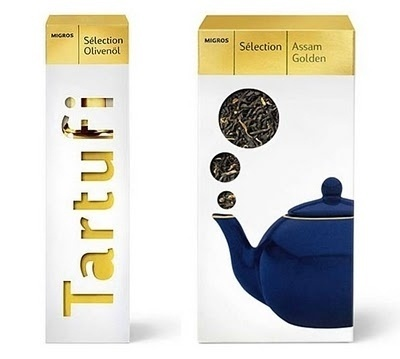 bloggokin: Migros packaging #packaging #des #design #tea