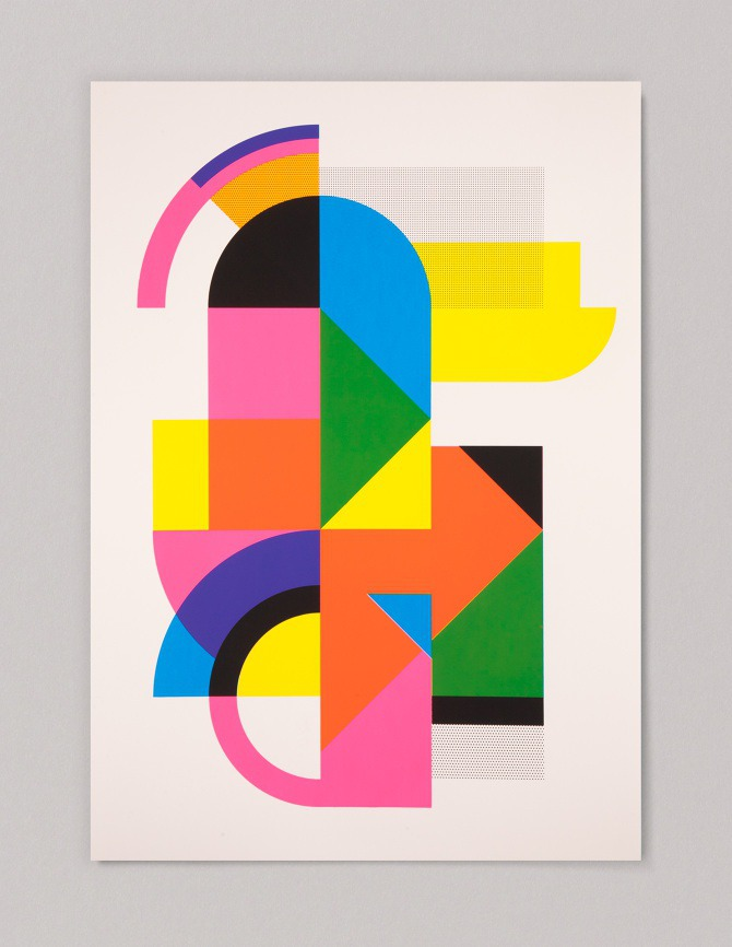 grid #3 - printmakingmoneygang