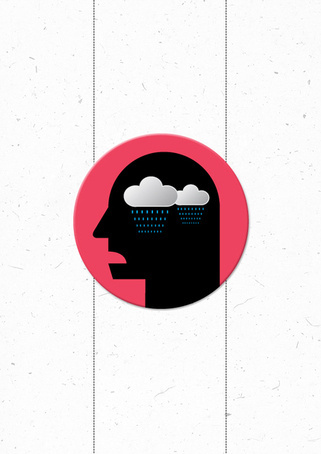 Men'sHealth - Brain Training Illustration #illustration