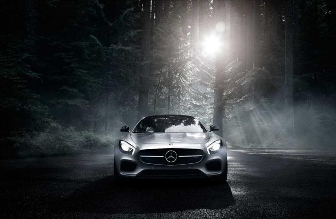 Stunning Automotive Photography by Alex Bernstein