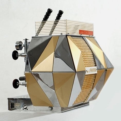 iainclaridge.net #coffee #munari #bruno #machine