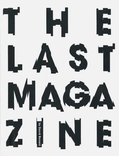 The Last Magazine | Flickr - Photo Sharing! #cover