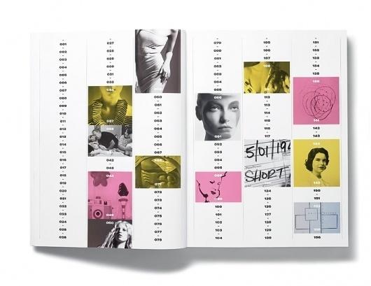 Plastique Magazine: Issue 4 « Studio8 Design #typohgraphy #layout #editorial #magazine