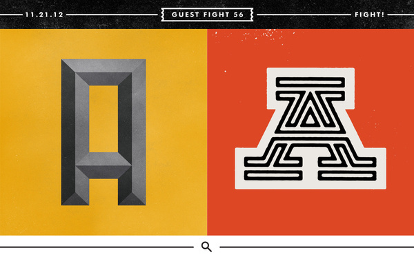 thetypefight.com #type #letters #fight #typography