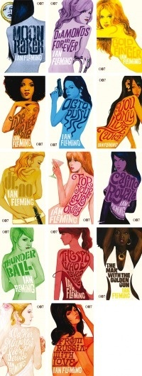 1-6.png (470×1245) #retro #book #bond #pinup #cover #james #typography