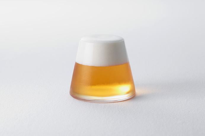 Fujiyama Glass by Product Design Center #glass #minimalist #japanese