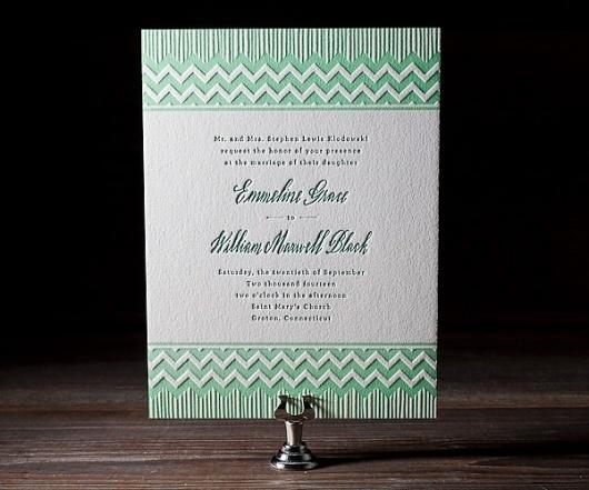 Ruffled® | Bella Figura Wedding Invitations #cards #wedding