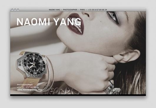 Julien Félix Web » Naomi Yang #julien #website #yang #naomi #flix #felix #web