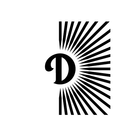 Denica Fashion House #mark #logo #symbol