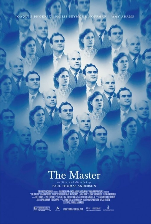 The Master Movie Poster #movie poster